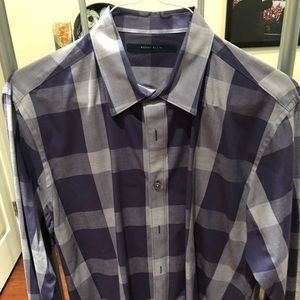 Perry Ellis button down!